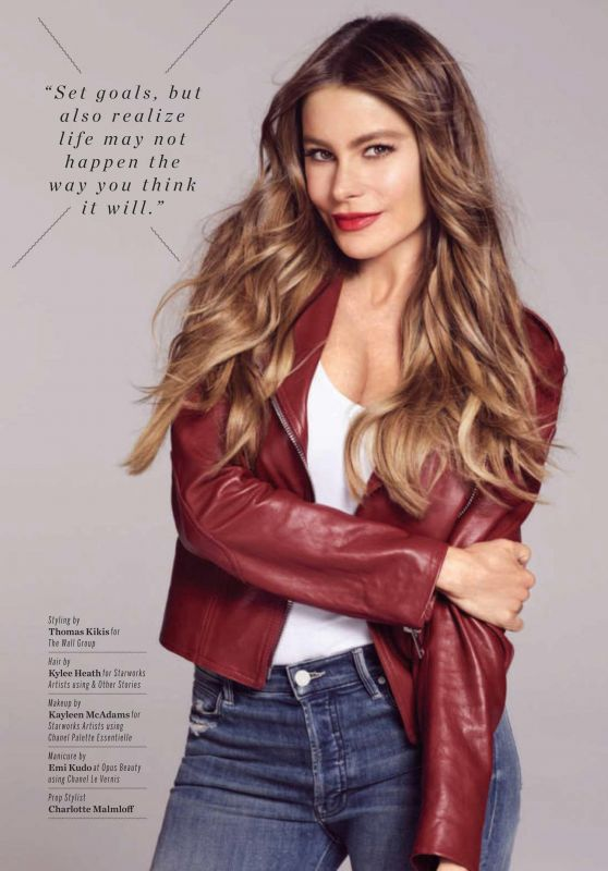 Sofia Vergara - Health October 2018