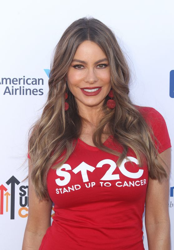 Sofia Vergara - Stand Up To Cancer Benefit 2018 in Santa Monica