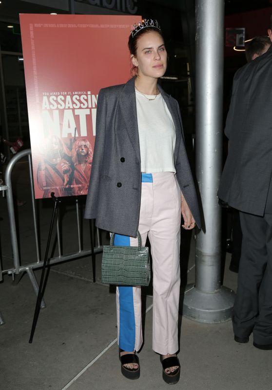 "Tallulah Willis – ""Assassination Nation"" Premiere in LA"