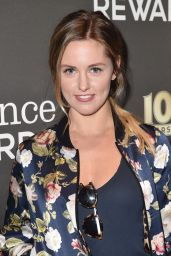 Taylor Louderman - 10th Anniversary of Audience Rewards in NY