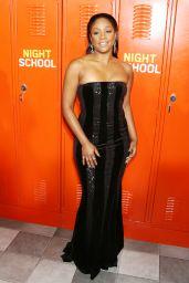 "Tiffany Haddish – ""Night School"" Premiere in LA"