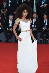 "Tina Kunakey – ""Vox Lux"" Red Carpet at Venice Film Festival"
