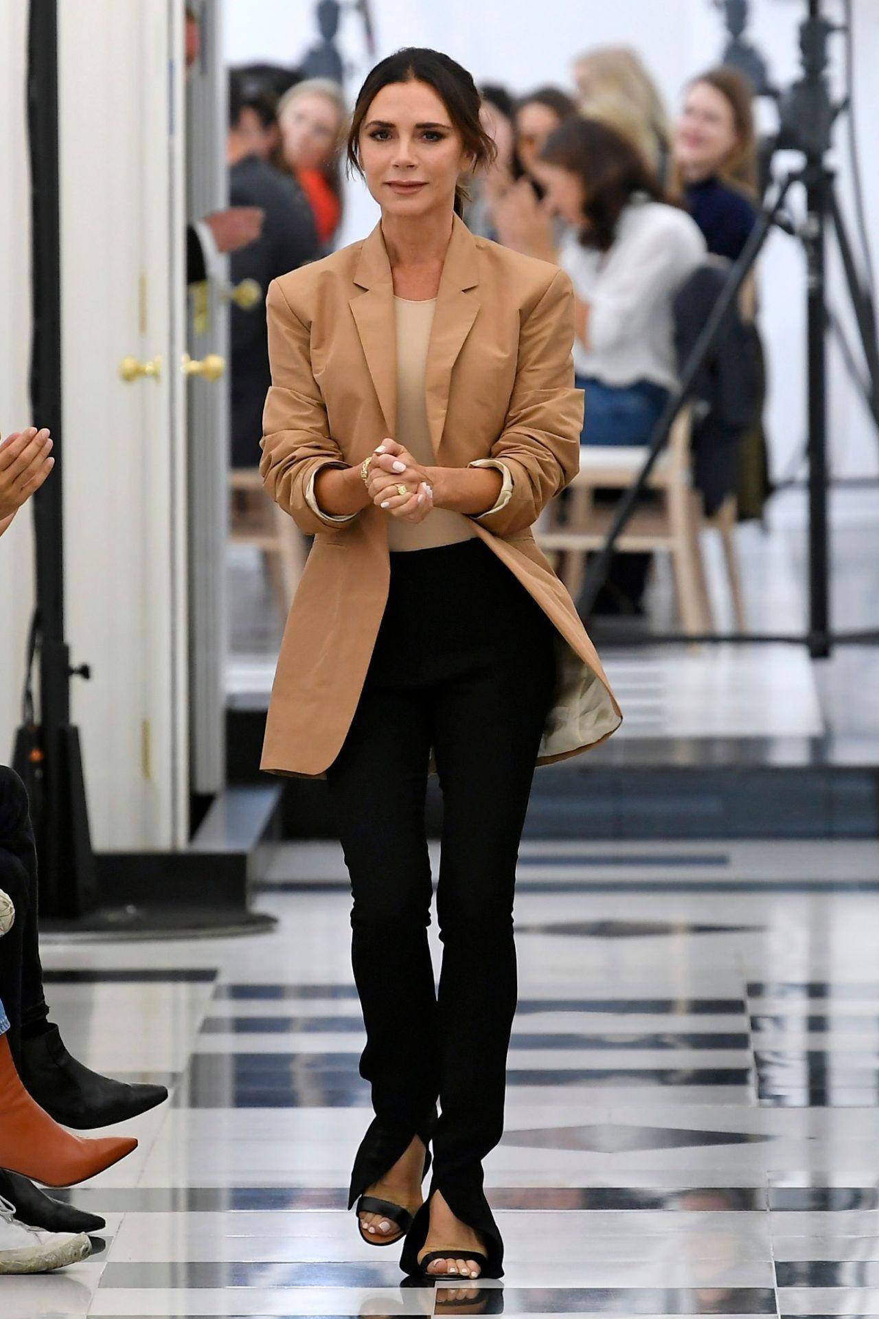 Victoria Beckham Style Nachmachen