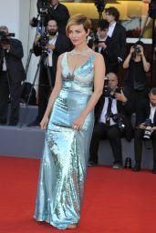 "Violante Placido – ""Vox Lux"" Red Carpet at Venice Film Festival"