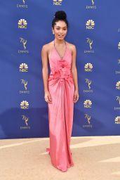 Yara Shahidi – 2018 Emmy Awards