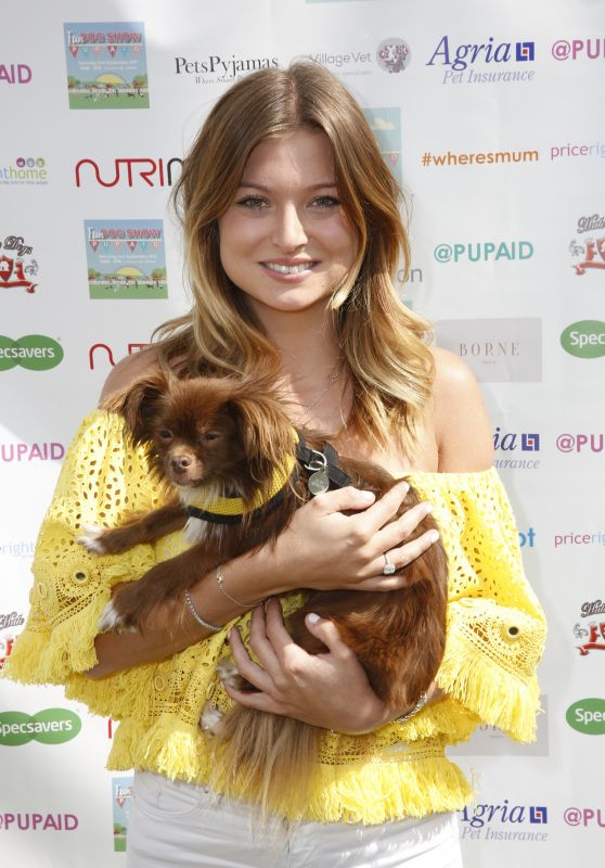 Zara Holland – PupAid Event in London 09/01/2018