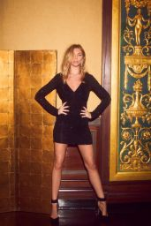 Abbey Clancy - New Lipsy Collection October 2018
