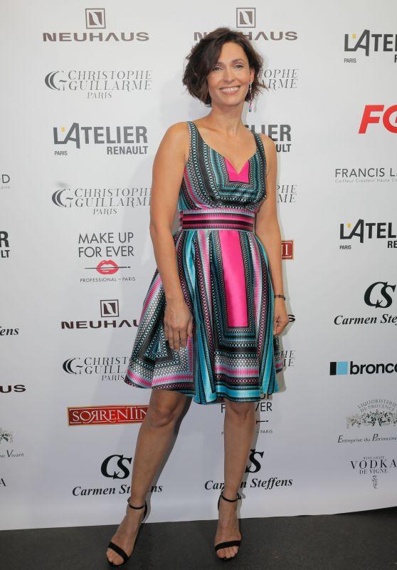 Adeline Blondieau - Christophe Guillarme Paris Fashion Show 10/02/2018