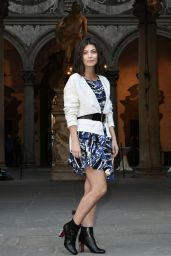 """Alessandra Mastronardi – """"Medici Masters of Florence"""" TV Show Photocall in Florence"""