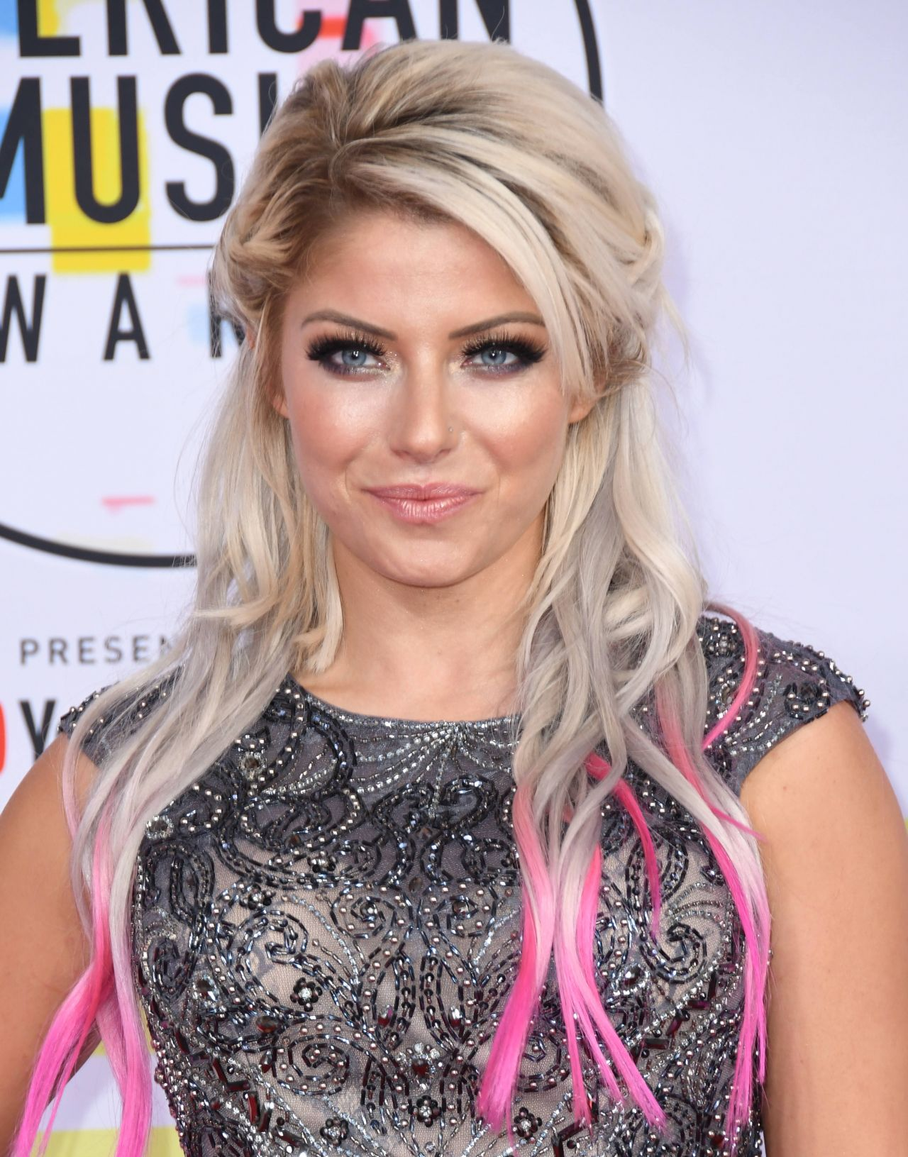 Alexa Bliss – 2018 American Music Awards in Los Angeles