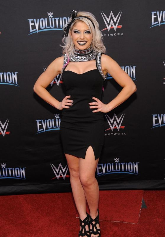 Alexa Bliss – WWE Evolution in New York 10/28/2018