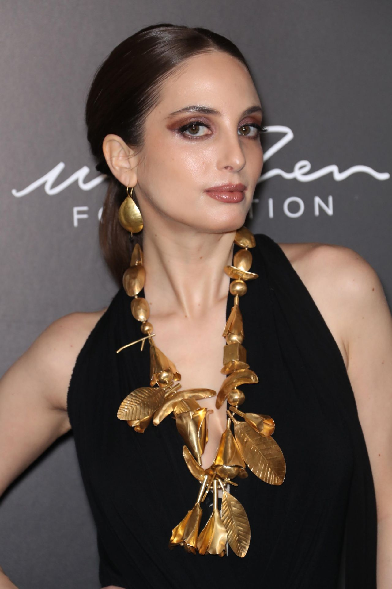 Alexa ray joel portrait in new york to promote her show - 2019 year