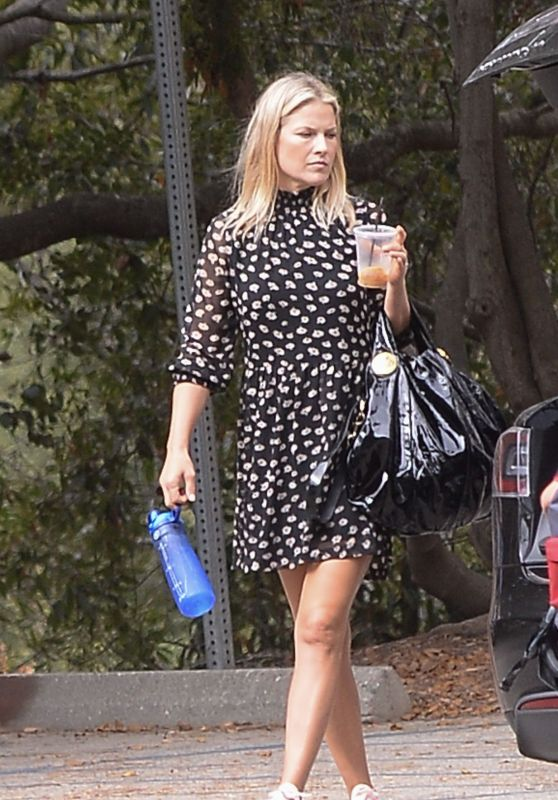 Ali Larter - Out in Los Angeles 10/22/2018