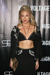 "Allie Gonino – ""High Voltage"" Premiere in LA"