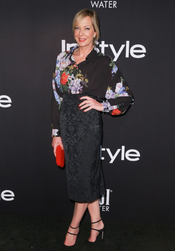 Allison Janney – 2018 InStyle Awards