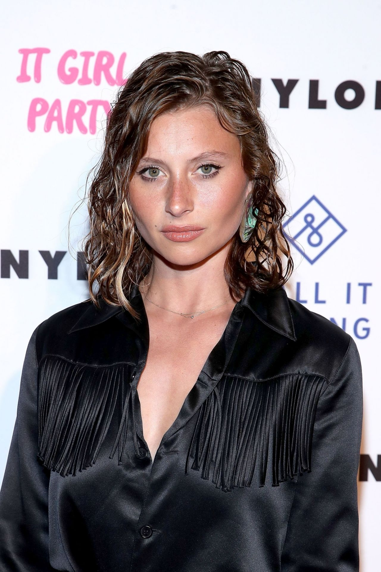 Alyson aly michalka nylons annual it girl party in la 10 11 2018