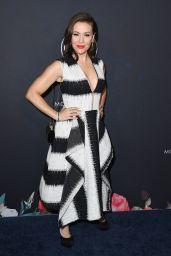 Alyssa Milano – 2018 Variety's Power Of Women