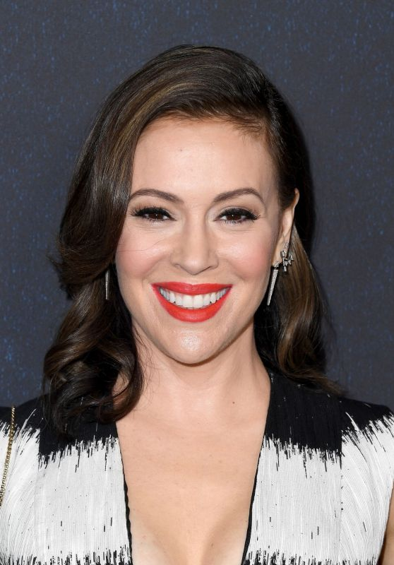 Alyssa Milano – 2018 Variety's Power Of Women
