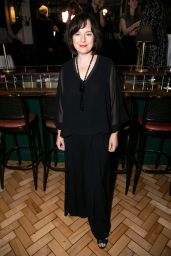 """Amanda Drew - """"The Height of the Storm"""" Party Press Night in London"""