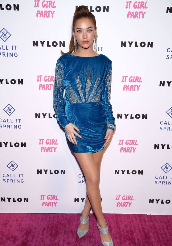 Amanda Steele – NYLON's Annual It Girl Party in LA 10/11/2018