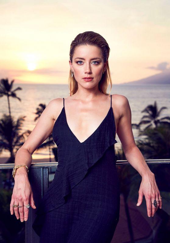 Amber Heard - 2018 Maui Film Festival Portraits