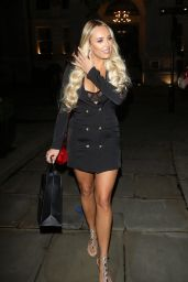 Amber Turner - SKNHEAD Launch in London 10/09/2018