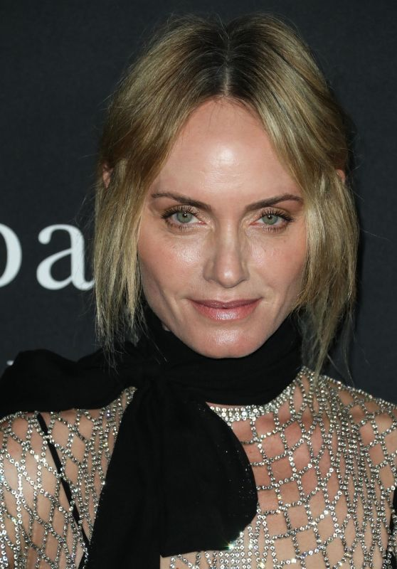 Amber Valletta – 2018 InStyle Awards