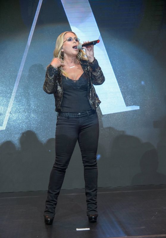 Anastacia - Performs at the Ronald McDonald Kinderhilfe Gala 2018 in Vienna