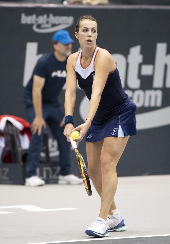 Anastasia Pavlyuchenkova – Linz Open 10/10/2018