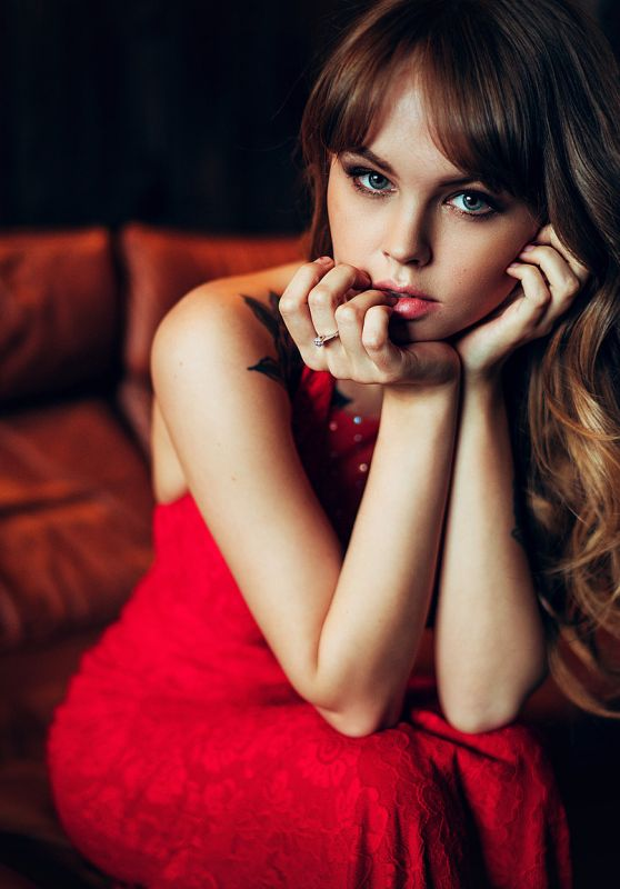 Anastasiya Scheglova Photoshoot, October 2018