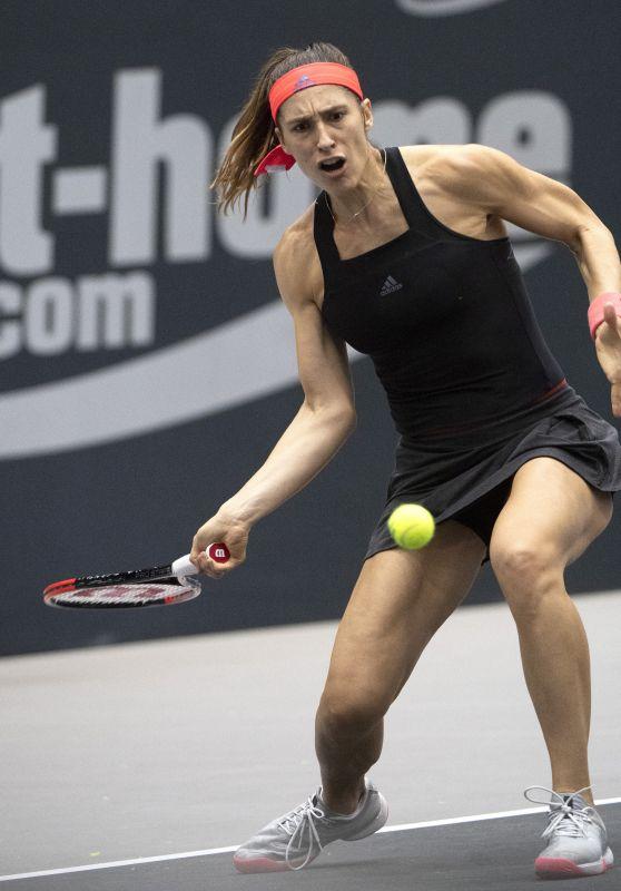 Andrea Petkovic – Linz Open 10/10/2018