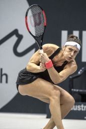 Andrea Petkovic – Linz Open Tennis Tournament 10/13/2018