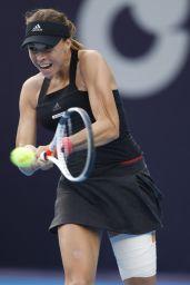 Anett Kontaveit – China Open Tennis Tournament in Beijing 10/04/2018