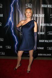 """Angela Hadnagy – """"High Voltage"""" Premiere in LA"""