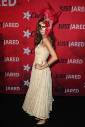 Angela Sarafyan – Just Jared's Halloween Party 2018