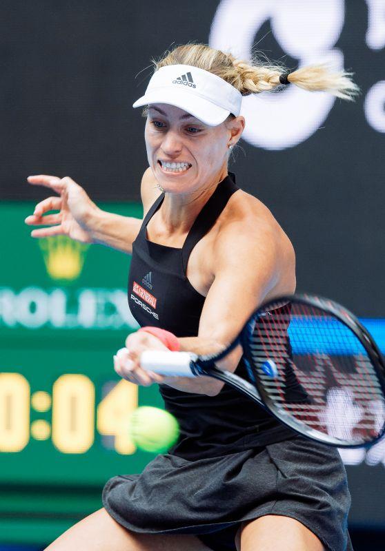 Angelique Kerber – China Open Tennis Tournament in Beijing 10/04/2018