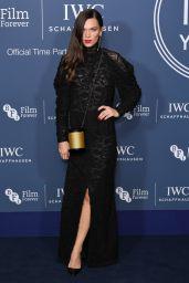 Anna Brewster – IWC Schaffhausen Gala Dinner in London 10/09/2018