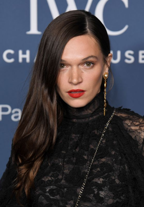 Anna Brewster – IWC Schaffhausen Gala Dinner in London 10/09/2018