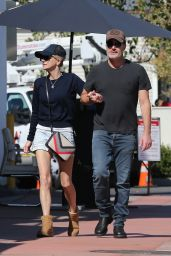 Anna Faris - Out in Los Angeles 10/27/2018
