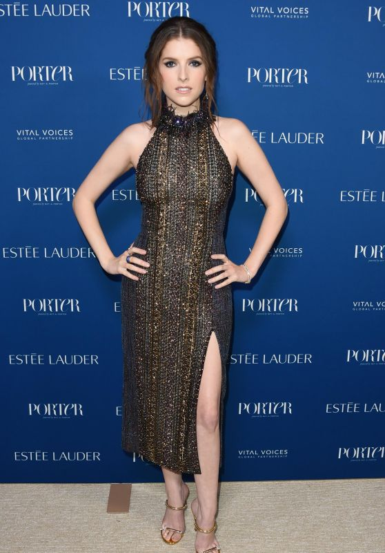 Anna Kendrick - 2018 Incredible Women Gala in LA