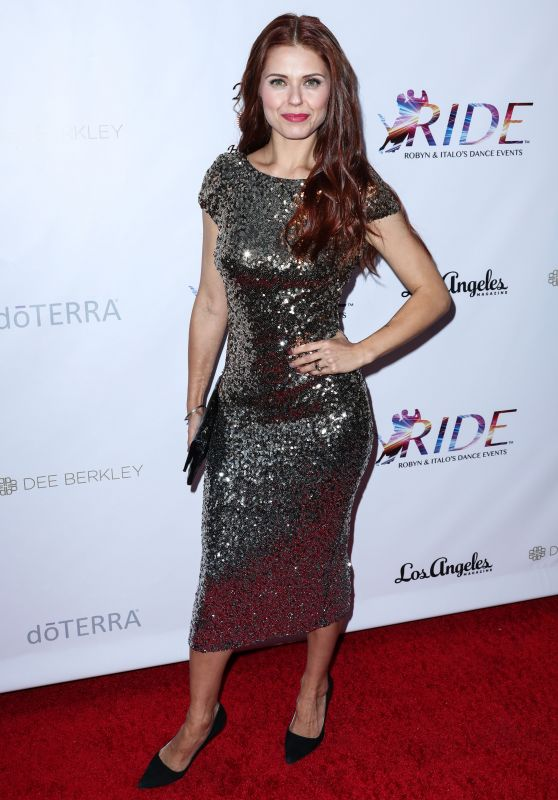 Anna Trebunskaya – Ride Foundation's 2nd Annual Dance for Freedom in LA 09/29/2018