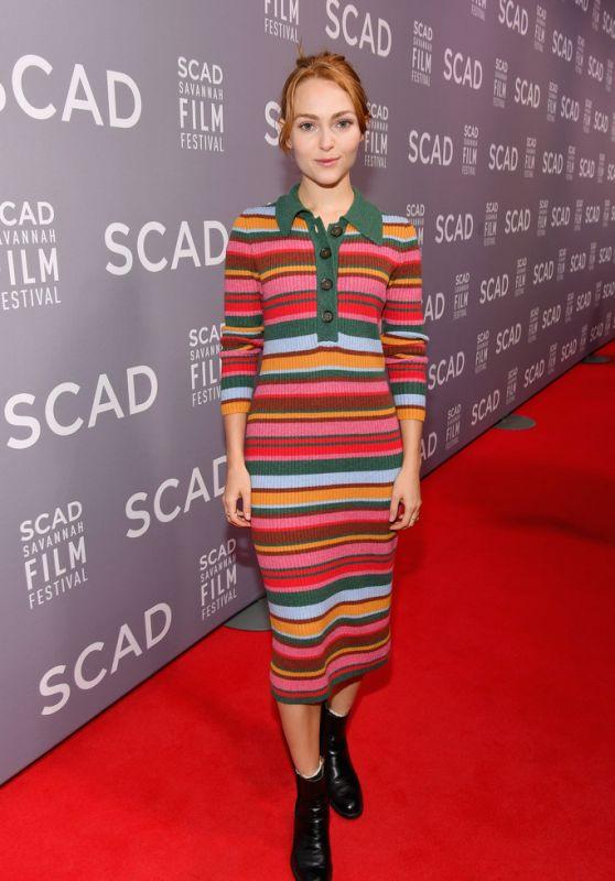 AnnaSophia Robb - 21st SCAD Savannah Film Festival Opening Night