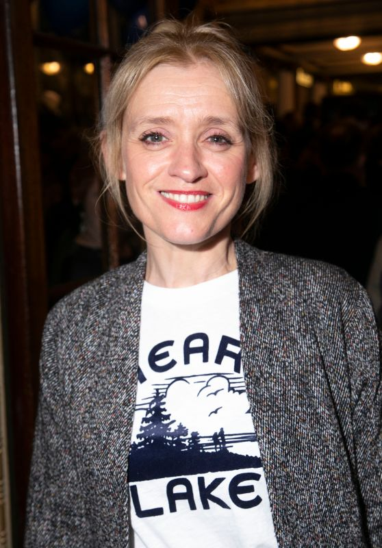 "Anne-Marie Duff – ""Company"" Party Press Night in London"