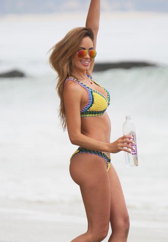 Ari Lezama Bikini Photoshoot for 138 Water in Malibu 10/29/2018