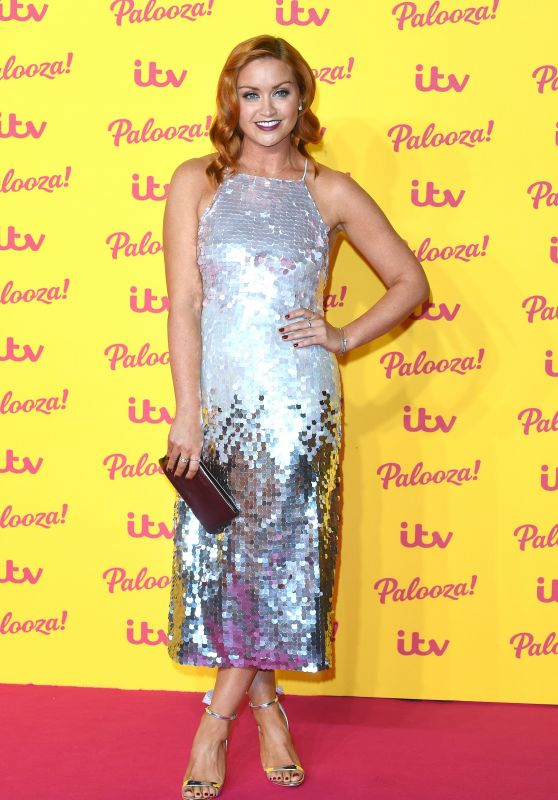 Arielle Free – ITV Palooza! in London 10/16/2018