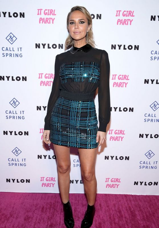 Arielle Kebbel – NYLON's Annual It Girl Party in LA 10/11/2018