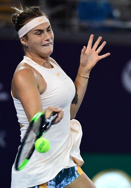 Aryna Sabalenka – China Open Tennis Tournament in Beijing 10/04/2018