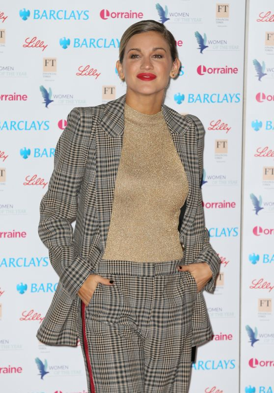 Ashley Roberts – The Women of the Year Lunch and Awards in London 10/15/2018