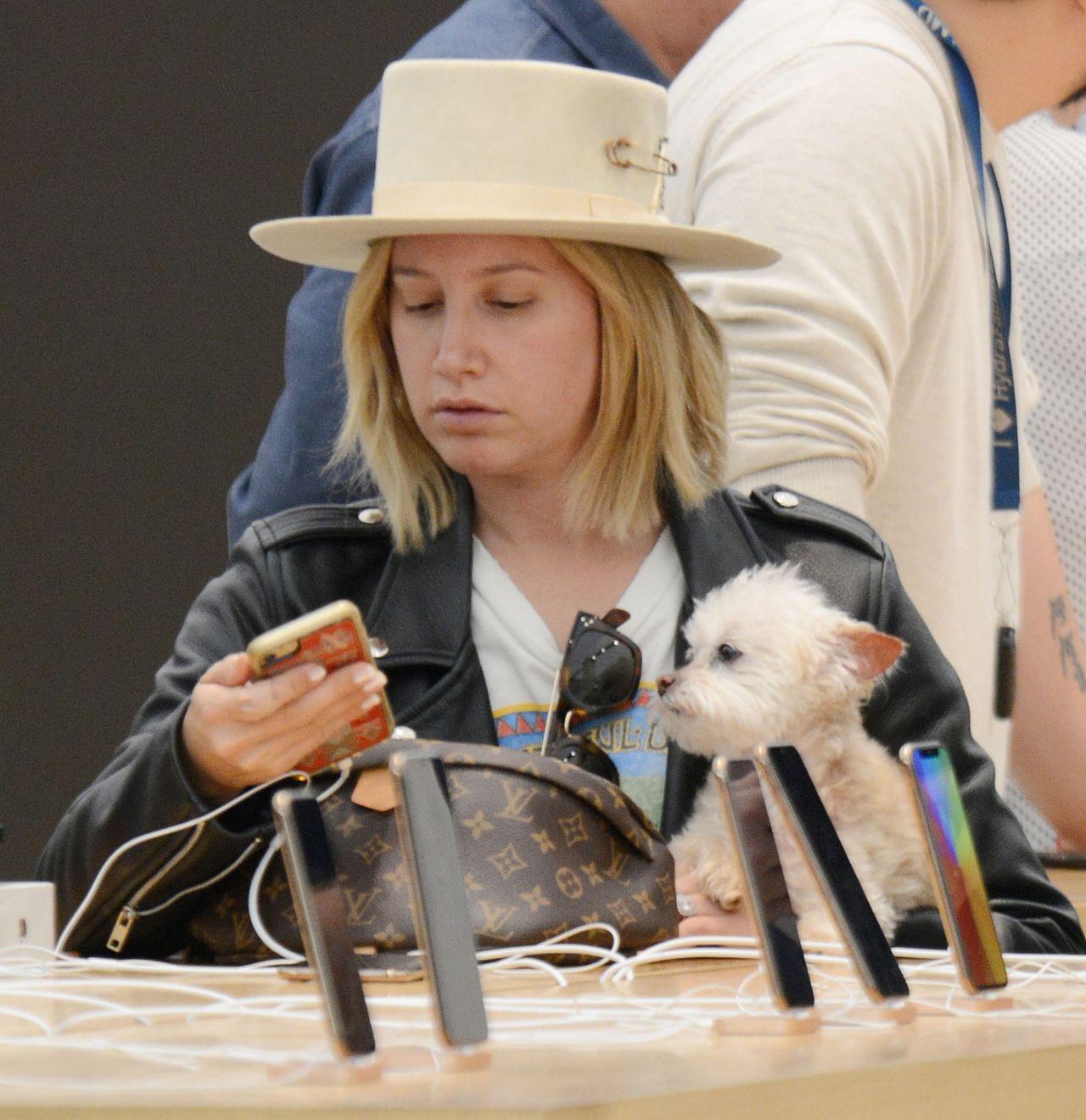 Ashley Tisdale The Fashion Spot