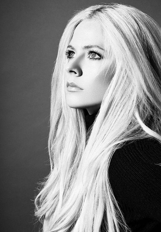 Avril Lavigne - Personal Pics 10/15/2018